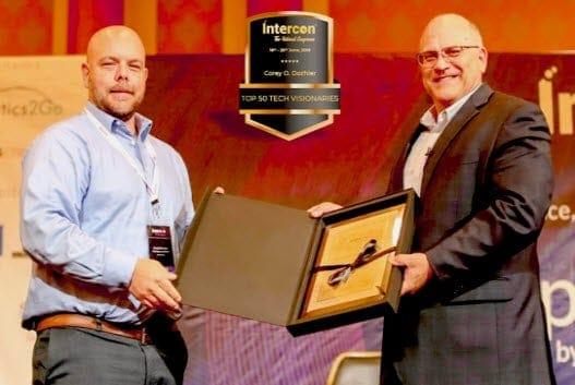 Intercon Award Las Vegas